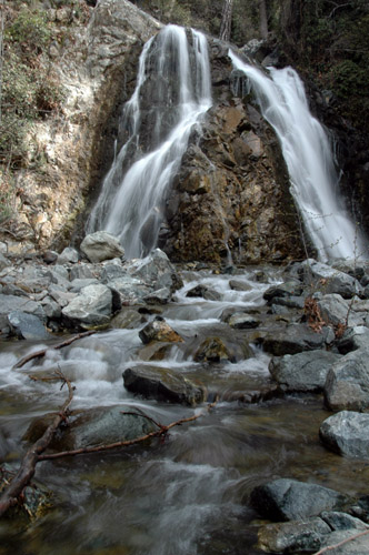 Chantara Waterfalls platres cyprus