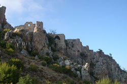 st hilarion castle north cyprus