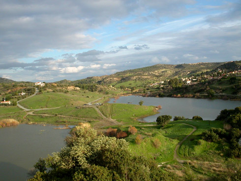 Yermasoyia Dam